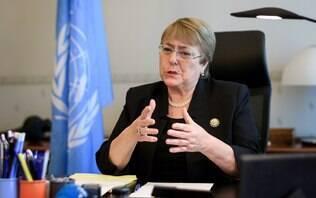 Chefe dos direitos humanos da ONU estará com Guaidó e Maduro na Venezuela