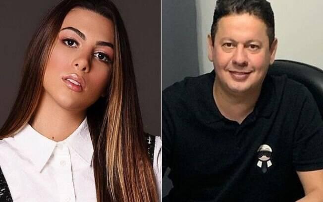 Pétala Barreiros e Marcos Araújo