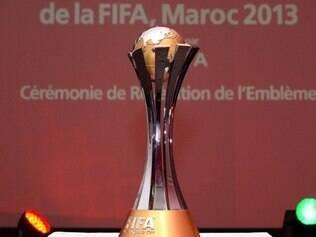 'Viagem' do troféu do Mundial de Clubes da Fifa se encerrará em Marrakech, no Marrocos, local da competição
