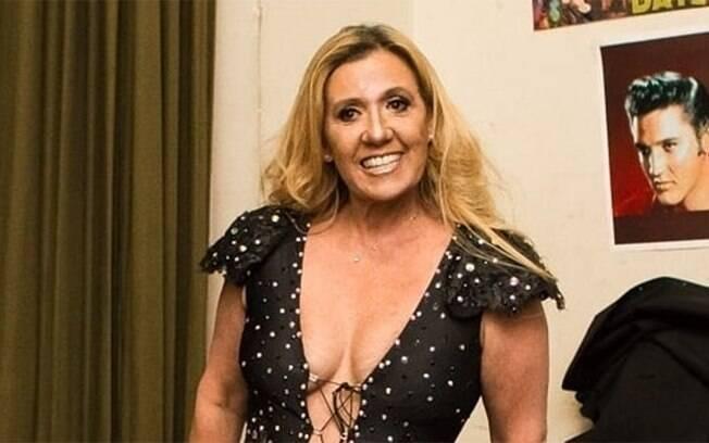 Rita Cadilac se preocupa em como vai se manter sem trabalho