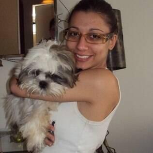 O shih-tzu Astro, que morreu de calor durante um banho em pet shop - as altas temperaturas são a maior causa de morte