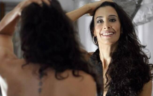 Sheilla já foi protagonista de ensaio para o  jornal Extra