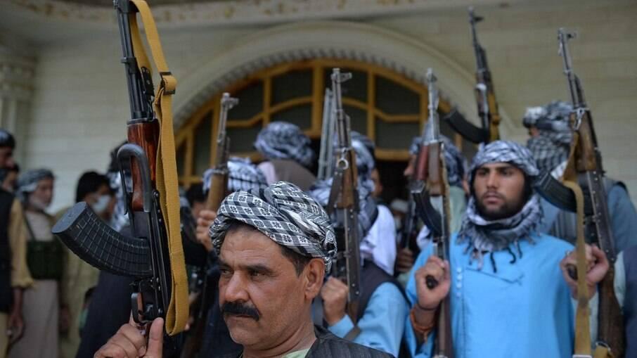 Grupo extremista Talibã
