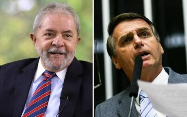Lula e Bolsonaro tem militância digital e são os primeiros colocados nas pesquisas antes do início da propaganda eleitoral