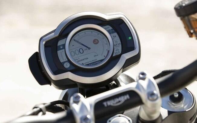 Novidade resgata os atributos visuais das motos clássicas e agrega às habilidades off-road e aos equipamentos modernos
