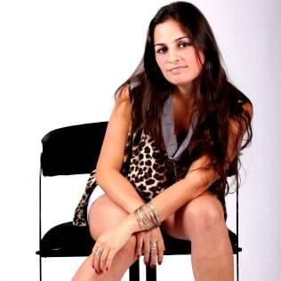 Débora Rocino, 30 anos, vencendo o medo com a ajuda das redes sociais