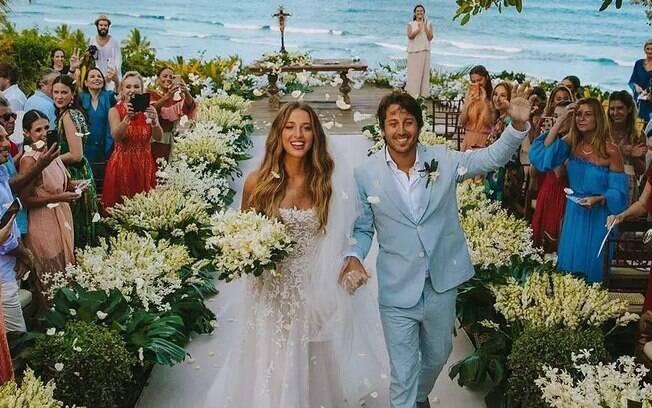 Casamento da irmã de Gabi Publiesi