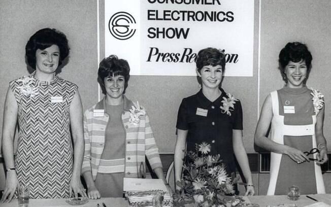 Criada em 1967, Consumer Electronics Show apresenta, anualmente, os produtos tecnológicos mais inovadores
