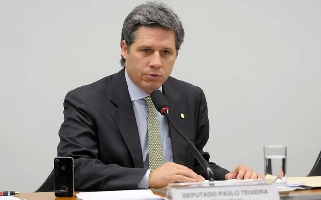 Deputado Paulo Teixeira (SP) é indicado do PT para a comissão do impeachment.. Foto: Arquivo/Renato Araújo