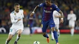 Paulinho prioriza ida à Europa e cogita retorno ao Barcelona