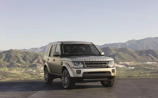 Land Rover Discovery Graphite: detalhes de acabamento e de pintura em apenas 56 unidades no Brasil