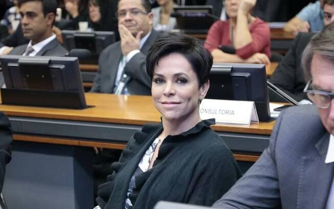 'Venho sofrendo uma campanha difamatória que busca impedir minha posse no Ministério', diz, em nota, Cristiane Brasil