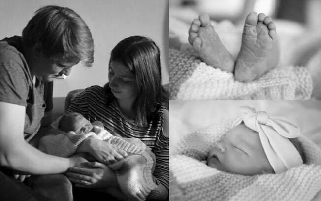 Recém-nascida morreu por infecção por estreptococo b. Mãe quer conscientizar outras famílias sobre a doença