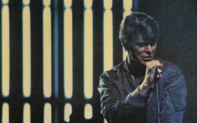 Cinco álbuns de David Bowie chegam às plataformas digitais