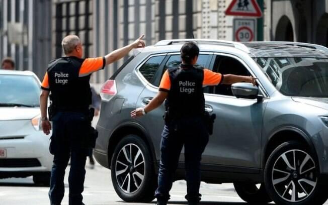 o grupo terrorista diz que o atirador Benjamin Herman era
