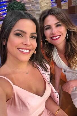 A ex-BBB Emilly Araújo é uma das famosas que já aderiram ao outubro rosa em 2018. Foto: Reprodução/Instagram