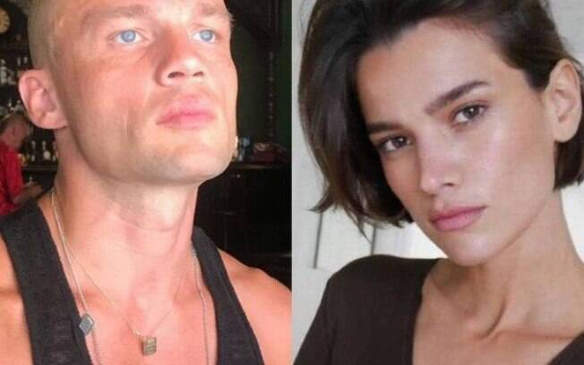 Nas redes sociais, ex-marido da modelo acusou namorado carioca de maus tratos