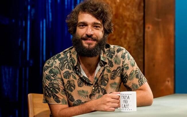 Humberto Carrão vira apresentador em
