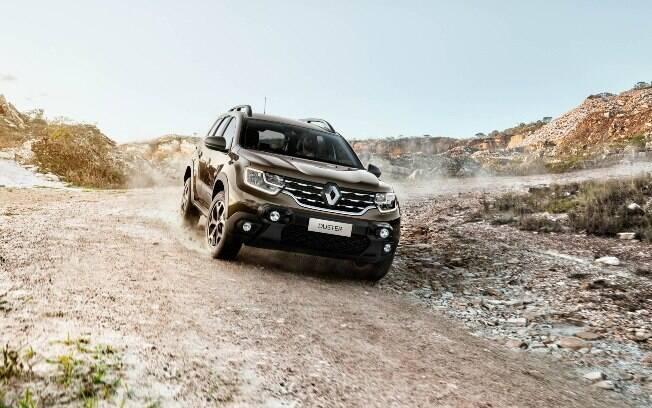 Renault Duster tem o maior espaço de malas e é o mais em conta entre os SUVs mais baratos do mercado