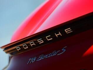 Porsche 718 Boxster S:  nome vem do lendário 718 RS dos anos 60