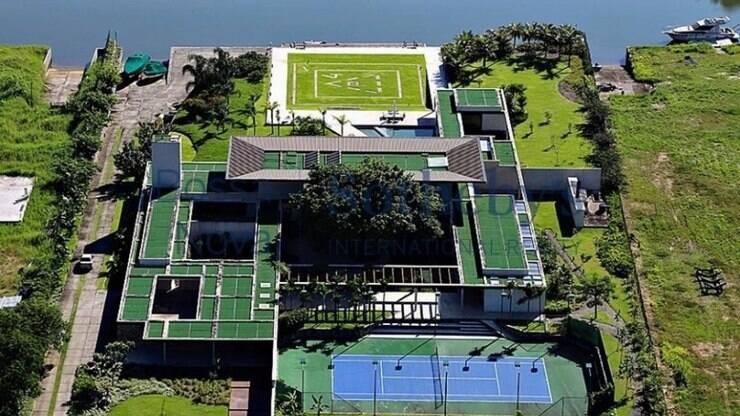 Neymar: conheça a mansão onde o craque vai se recuperar ...