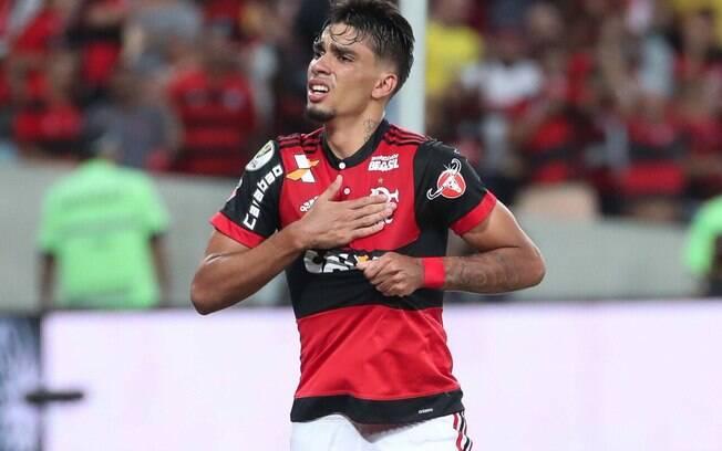 Lucas Paquetá foi um dos destaques do Brasileirão 2018 com a camisa do Flamengo
