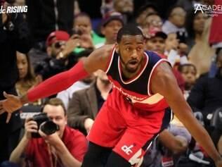 John Wall foi o nome de grande vitória dos Wizards sobre os Cavaliers, de Lebron James e cia.
