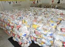 Fundo Social recebe doação de mil cestas básicas