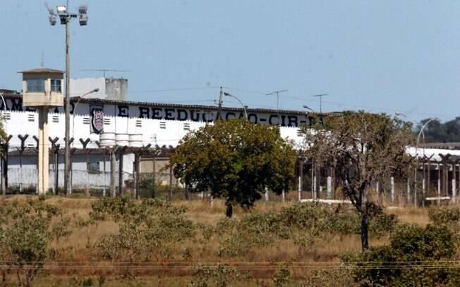 Complexo Penitenciário da Papuda, no Distrito Federal, ainda abriga presos do mensalão