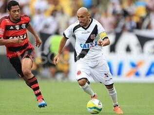 No clássico contra o Fla, Vasco saiu prejudicado pelo gol mal anulado