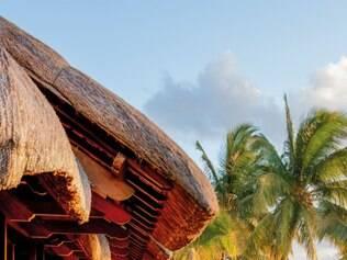 O luxuoso Spa Clarins é ecologicamente correto, e evidencia a harmonia perfeita entre serviço de excelência e preservação do meio ambiente