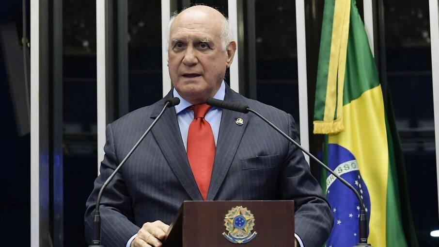 Lasier Martins ficou 13 dias internado por conta da Covid-19