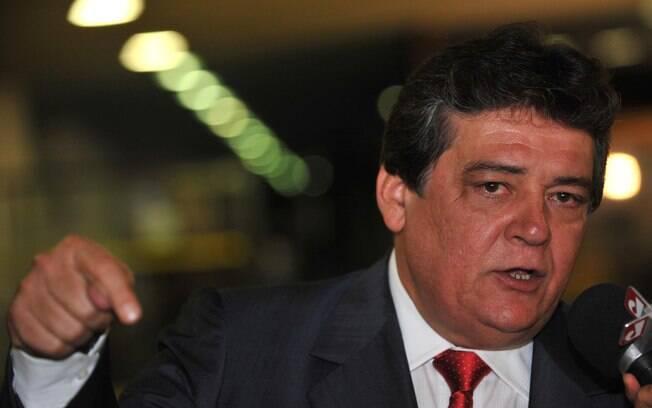 O vice-líder do governo na Câmara, Sílvio Costa (PSC-PE)