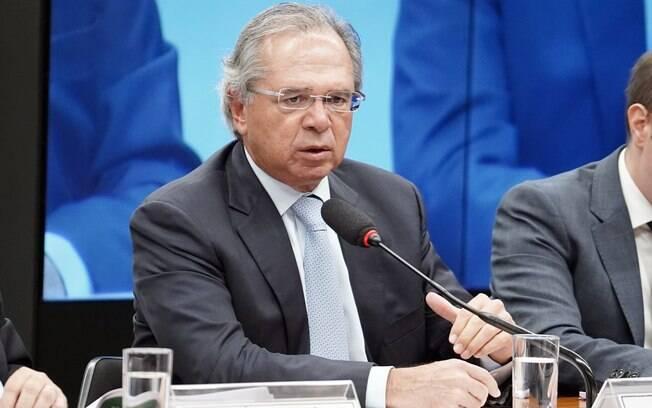 Paulo Guedes diz entender o presidente Jair Bolsonaro em relação a preocupação com Joaquim Levy