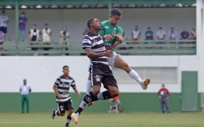 Guarani perde para o XV pelo Paulista do Sub-20