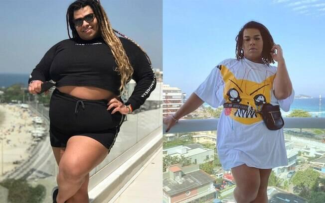 Lady Chokey emagreceu 54 kg durante a quarentena