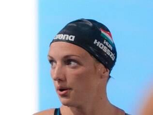 Nadadora é a atual campeã mundial dos 200m e dos 400m medley