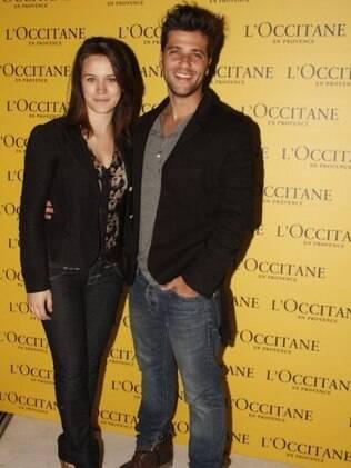 Bruno Gagliasso e Bianca Bin