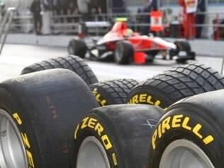Os testes serão realizados no Bahrein, na Espanha, na Inglaterra e em Abu Dabi