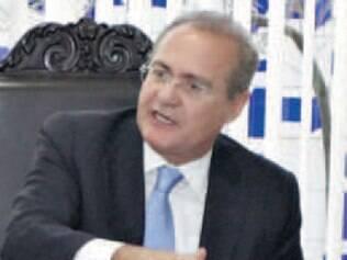 Bancada do PT anuncia apoio a Renan