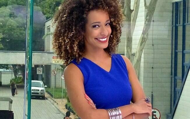 Alinne Prado, ex-apresentadora do