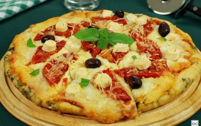 Pizzas vegetarianas: 5 opções práticas para experimentar