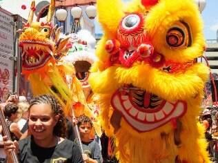 Oito curiosidades do Ano Novo chinês