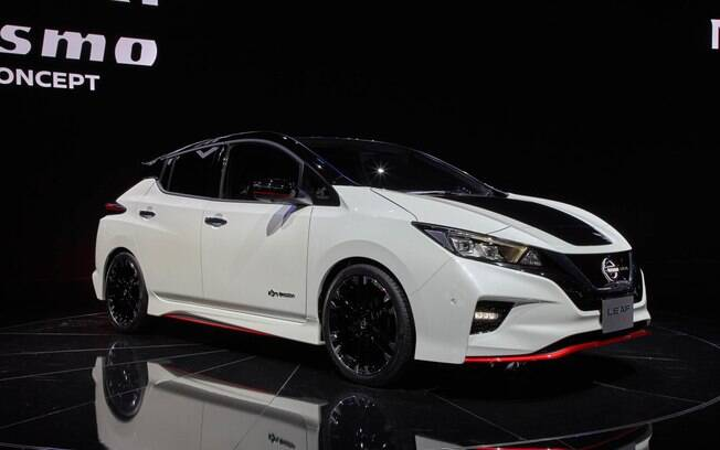 Nissan Leaf: nova geração do carro elétrico será atração da Nissan para o Salão do Automóvel de São Paulo
