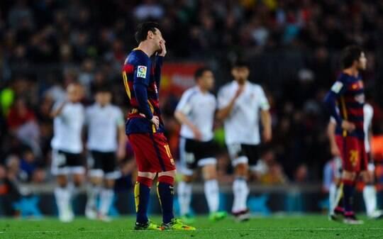 Messi na Paralimpíada? Craques do Barça são desafiados - Olimpíadas - iG