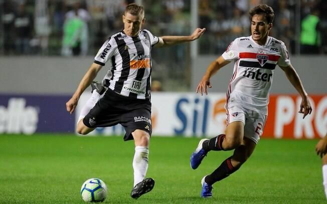 Adilson encerra a carreira no Atlético-MG