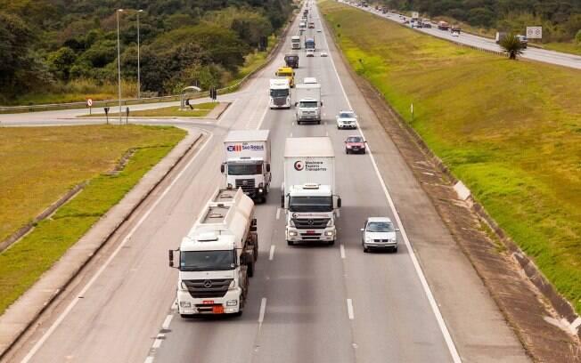 A tabela do frete foi uma das reivindicações dos caminhoneiros que paralisaram suas atividades em maio de 2018