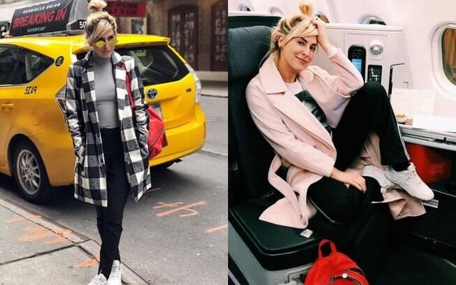 As famosas que brilharam na moda essa semana