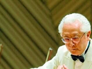 Após conduzir a orquestra mineira em 2012, Kazuyoshi Akiyama retorna ao Grande Teatro