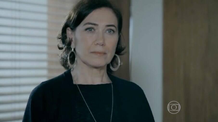 Maria Marta exige que Maria Ísis diga onde José Alfredo está